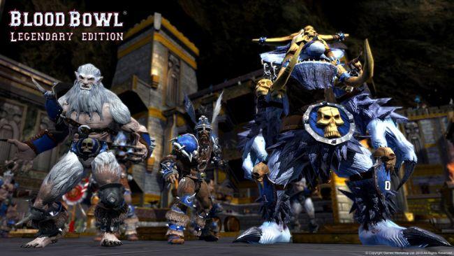 Blood Bowl: Legendary Edition - Screenshots - Bild 1