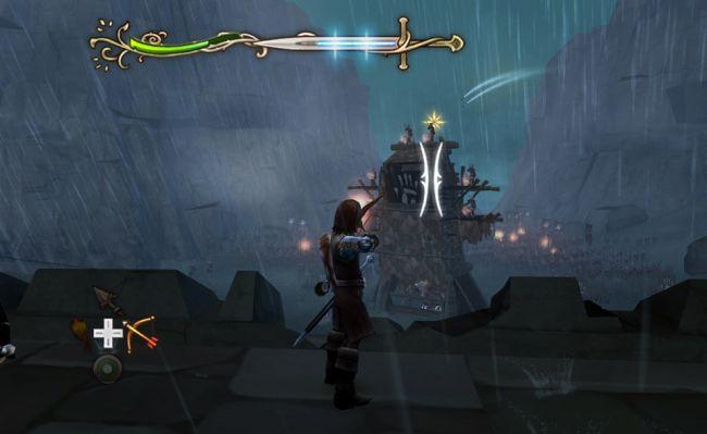 Der Herr der Ringe: Die Abenteuer von Aragorn - Screenshots - Bild 4