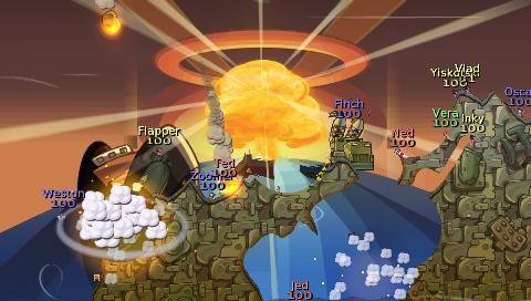 Worms: Battle Islands - Screenshots - Bild 6