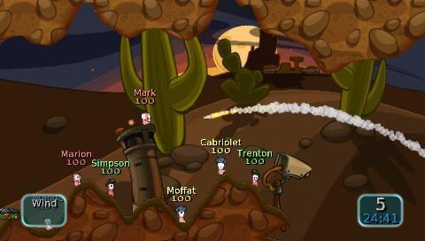 Worms: Battle Islands - Screenshots - Bild 8