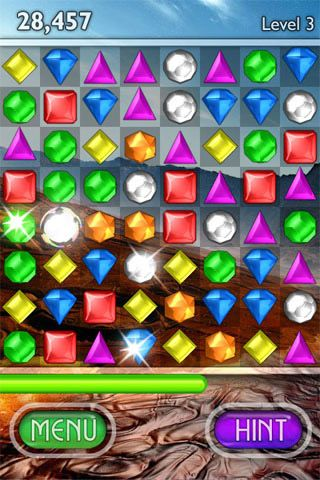 Bejeweled 2 - Screenshots - Bild 1