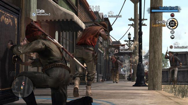 Red Dead Redemption - DLC: Lügner und Betrüger - Screenshots - Bild 11
