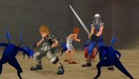 Kingdom Hearts: Birth by Sleep - Screenshots - Bild 36