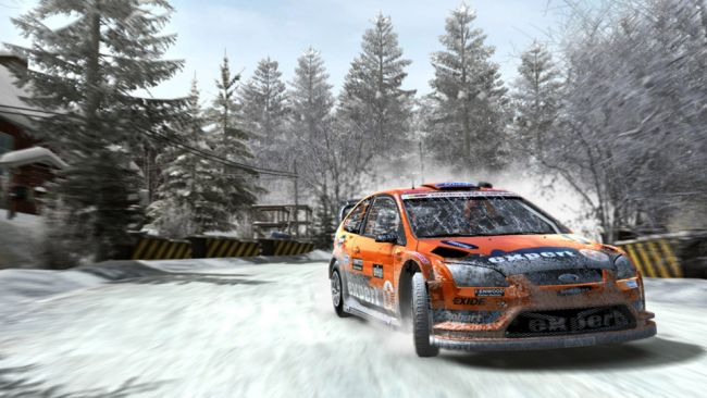 WRC: FIA World Rally Championship - Screenshots - Bild 8