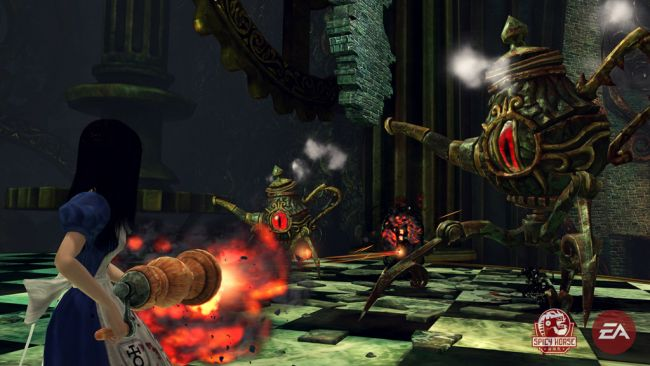 Alice: Madness Returns - Screenshots - Bild 4