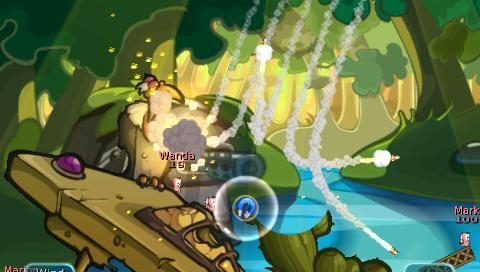 Worms: Battle Islands - Screenshots - Bild 10