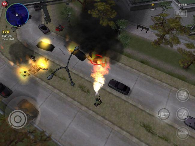 Grand Theft Auto: Chinatown Wars HD - Screenshots - Bild 4