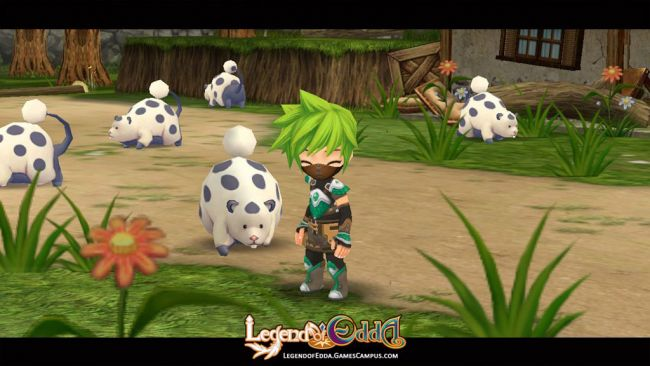 Legend of Edda - Screenshots - Bild 32