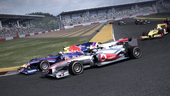 F1 2010 - Screenshots - Bild 2
