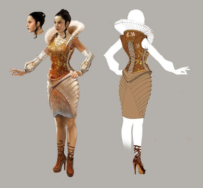 Deus Ex: Human Revolution - Artworks - Bild 3