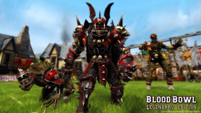 Blood Bowl: Legendary Edition - Screenshots - Bild 4