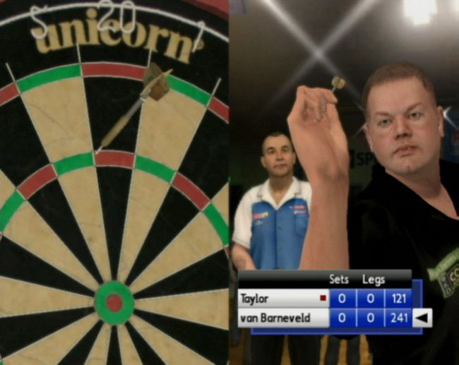 PDC World Championship Darts Pro Tour - Screenshots - Bild 13