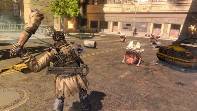 NeverDead - Screenshots - Bild 2