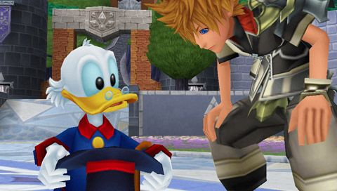 Kingdom Hearts: Birth by Sleep - Screenshots - Bild 46