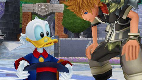 Kingdom Hearts: Birth by Sleep - Screenshots - Bild 46