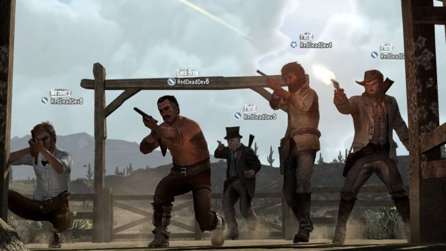Red Dead Redemption - DLC: Lügner und Betrüger - Screenshots - Bild 23