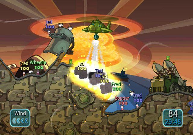 Worms: Battle Islands - Screenshots - Bild 22