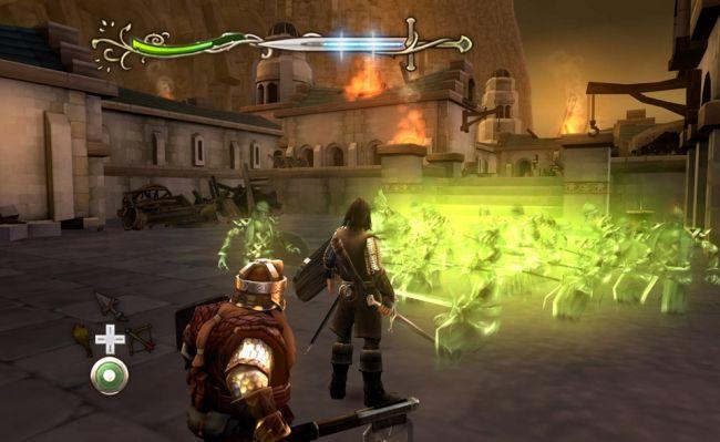 Der Herr der Ringe: Die Abenteuer von Aragorn - Screenshots - Bild 6