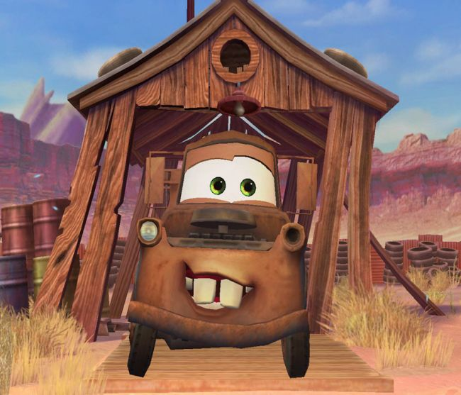 Cars Toon: Hooks unglaubliche Geschichten - Screenshots - Bild 6