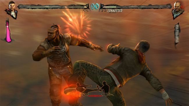 Fighters Uncaged - Screenshots - Bild 14