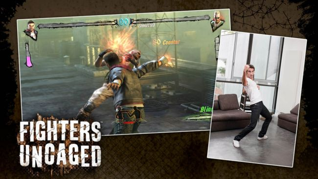 Fighters Uncaged - Screenshots - Bild 20