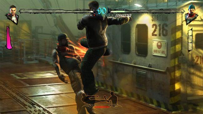 Fighters Uncaged - Screenshots - Bild 17