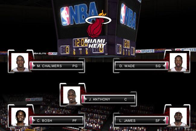 NBA Elite 11 - Screenshots - Bild 4