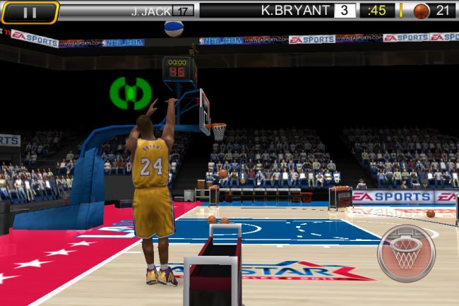 NBA Elite 11 - Screenshots - Bild 5