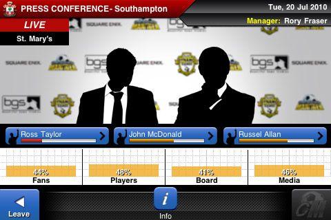 Championship Manager 2011 - Screenshots - Bild 9