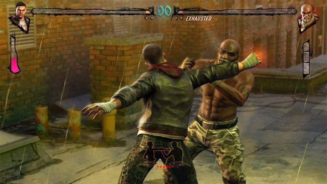 Fighters Uncaged - Screenshots - Bild 10