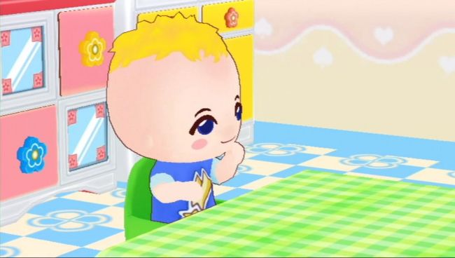 Cooking Mama World: Babysitting Mama - Screenshots - Bild 1
