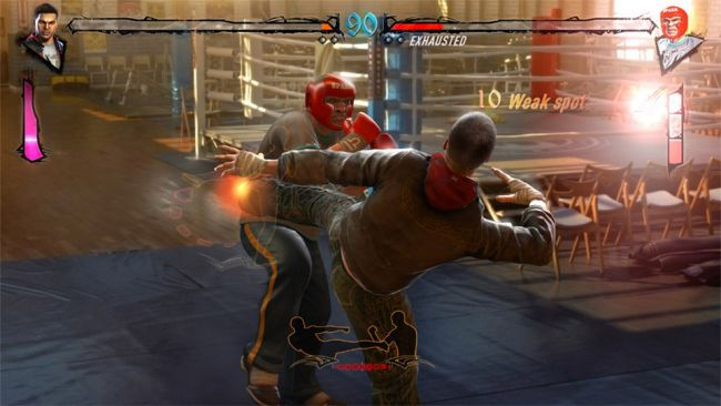 Fighters Uncaged - Screenshots - Bild 4