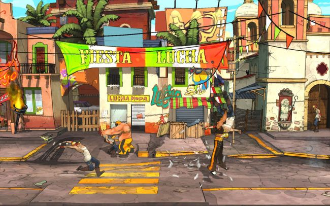 Lucha Fury - Screenshots - Bild 6