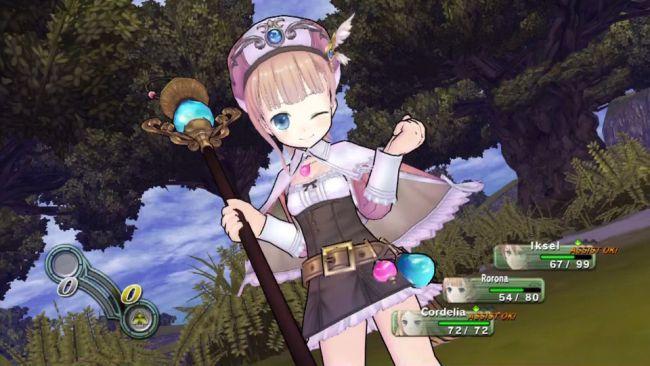 Atelier Rorona: The Alchemist of Arland - Screenshots - Bild 2