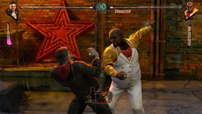 Fighters Uncaged - Screenshots - Bild 2
