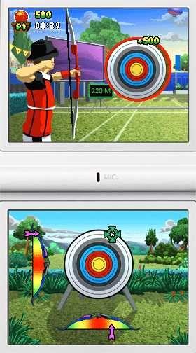 101-in-1 Megamix Sports - Screenshots - Bild 1