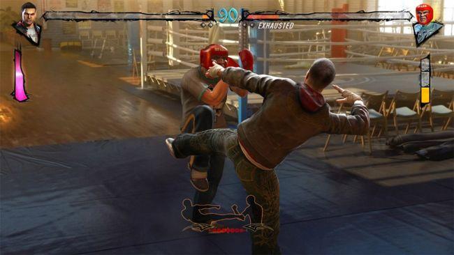 Fighters Uncaged - Screenshots - Bild 9