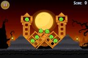 Angry Birds Halloween - Screenshots - Bild 4