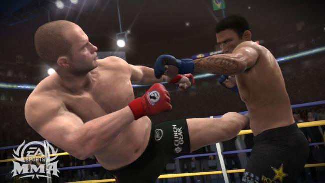 EA Sports MMA - Screenshots - Bild 10