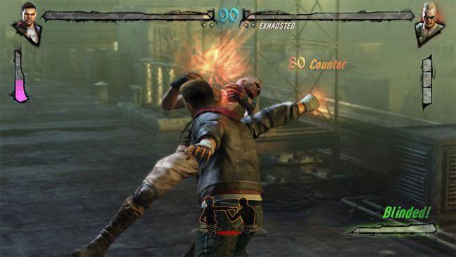 Fighters Uncaged - Screenshots - Bild 19