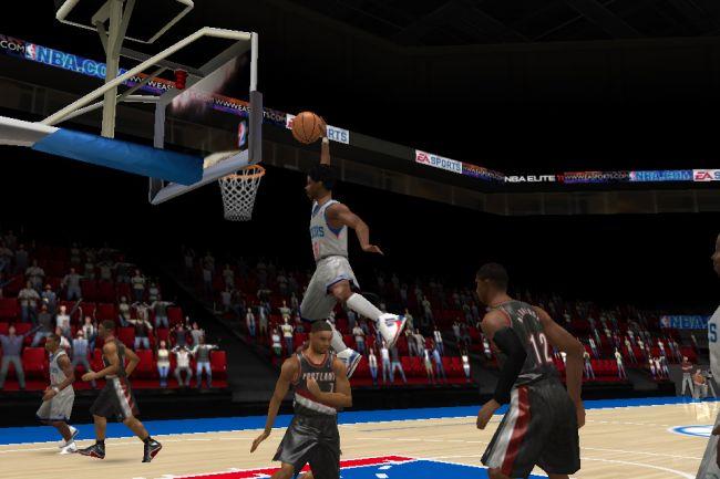 NBA Elite 11 - Screenshots - Bild 3