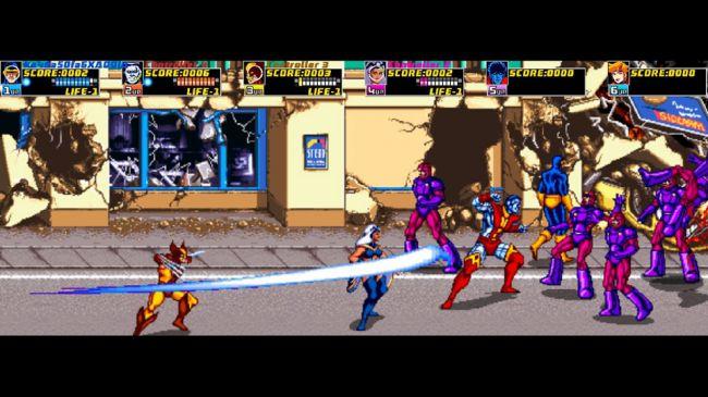 X-Men Arcade - Screenshots - Bild 2