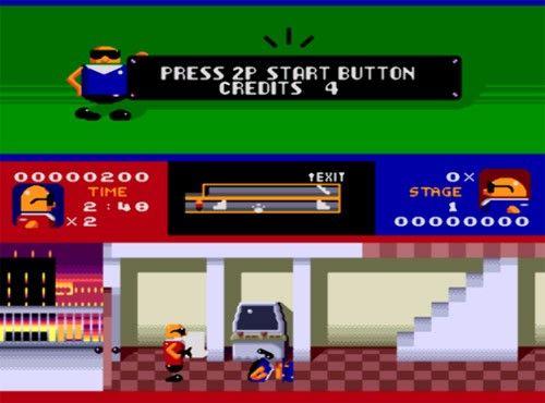 Sega Mega Drive Classic Collection - Volume 2 - Screenshots - Bild 6
