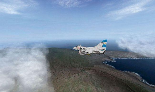 Jet Thunder: Harrier - Screenshots - Bild 4