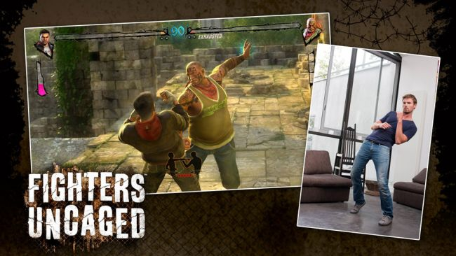 Fighters Uncaged - Screenshots - Bild 7