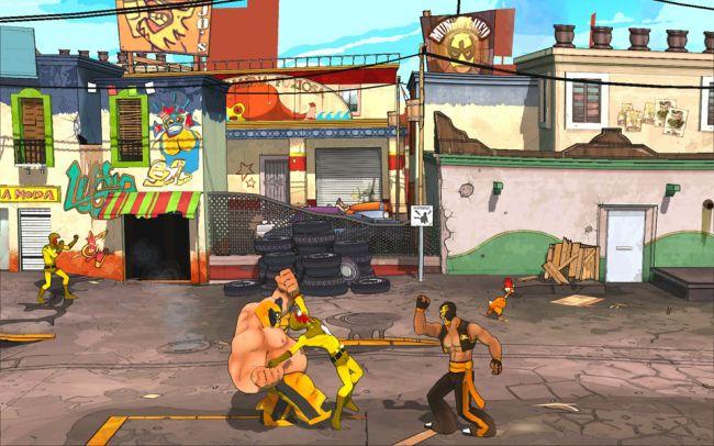 Lucha Fury - Screenshots - Bild 2