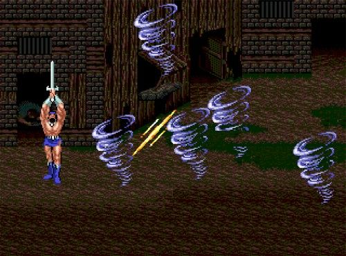 Sega Mega Drive Classic Collection - Volume 2 - Screenshots - Bild 31