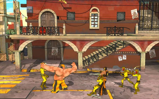 Lucha Fury - Screenshots - Bild 4