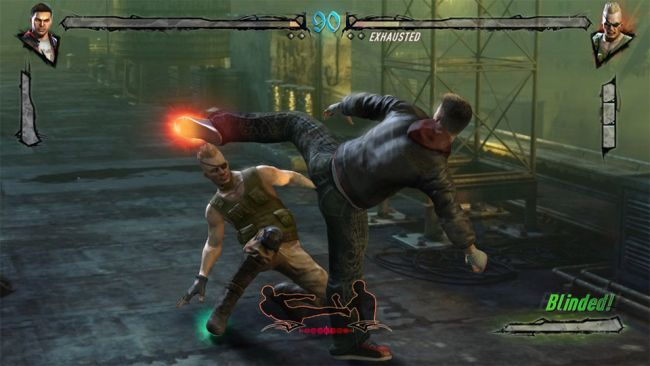 Fighters Uncaged - Screenshots - Bild 12
