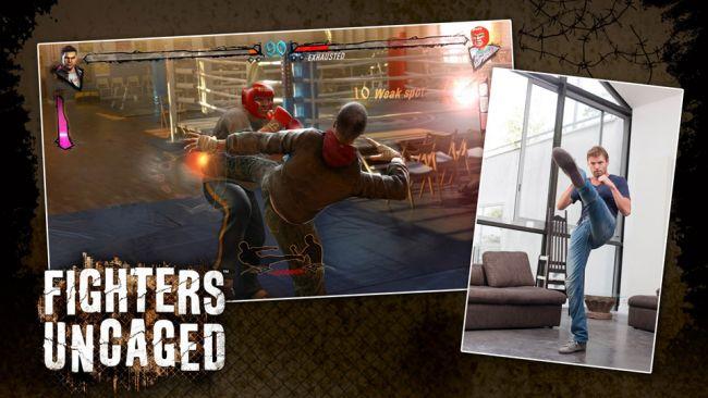 Fighters Uncaged - Screenshots - Bild 5